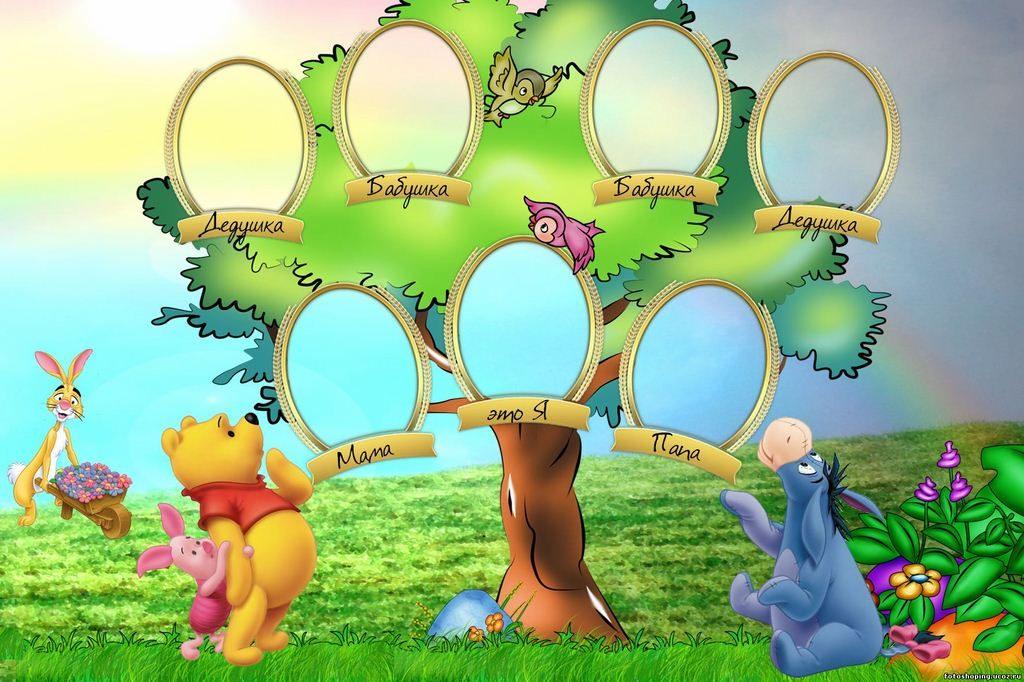 родине дерево фото