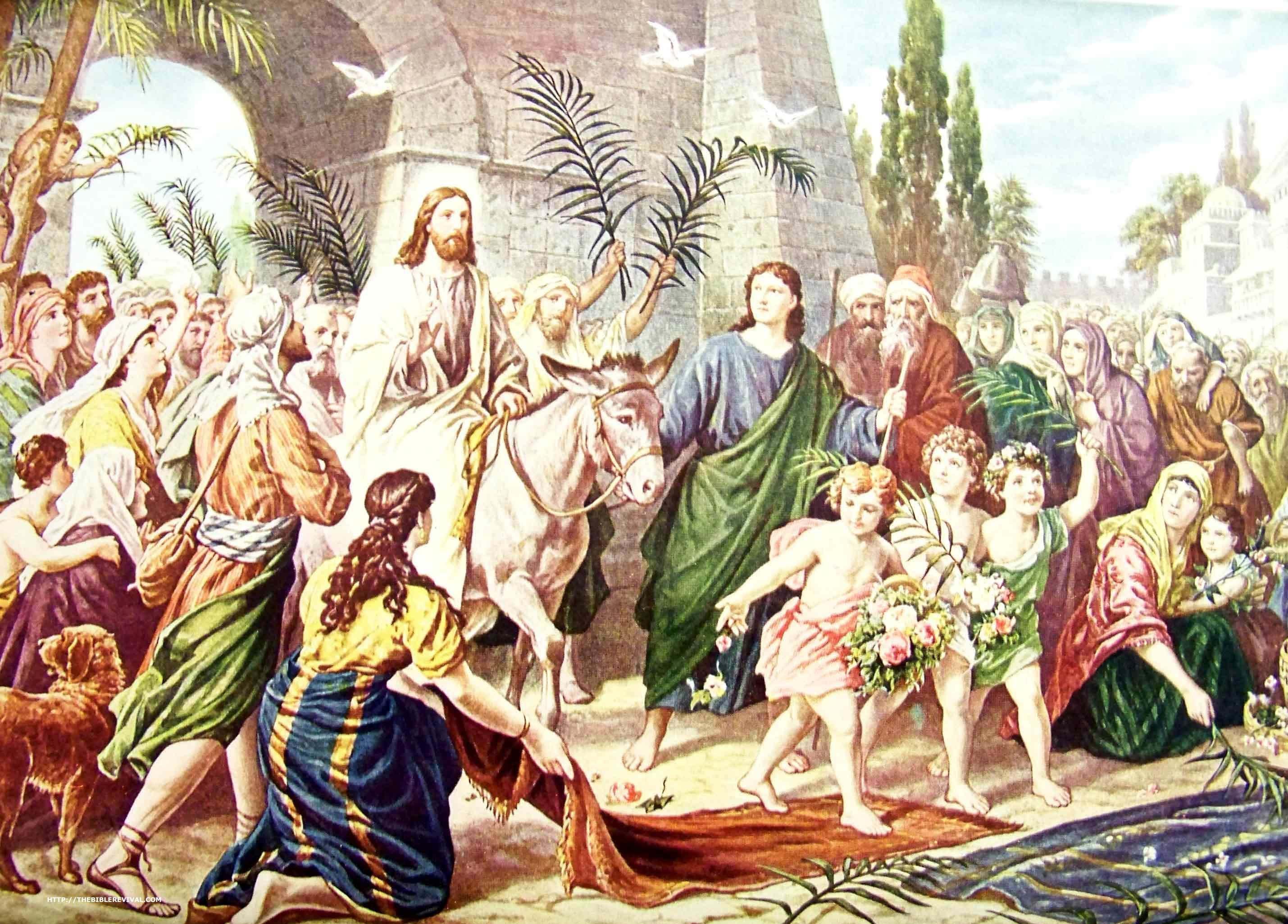 иисус в иерусалиме картинка лаваша начинкой