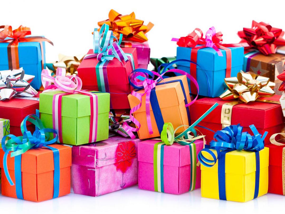 Картинки по запросу Днем подарков