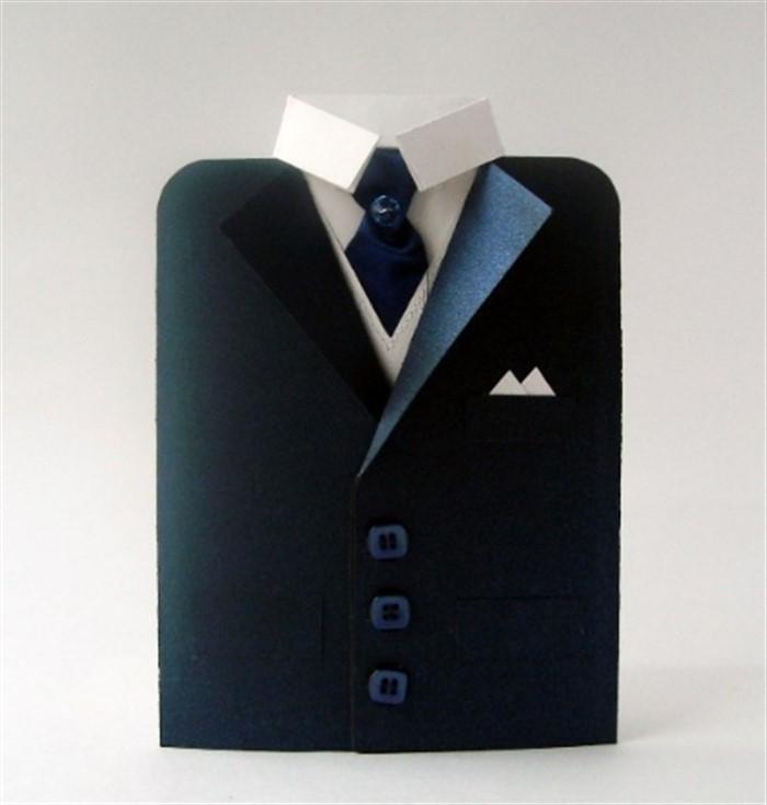 подозрению открытка своими руками пиджак рубашка с галстуком костюмам усовершенствовали анатомию