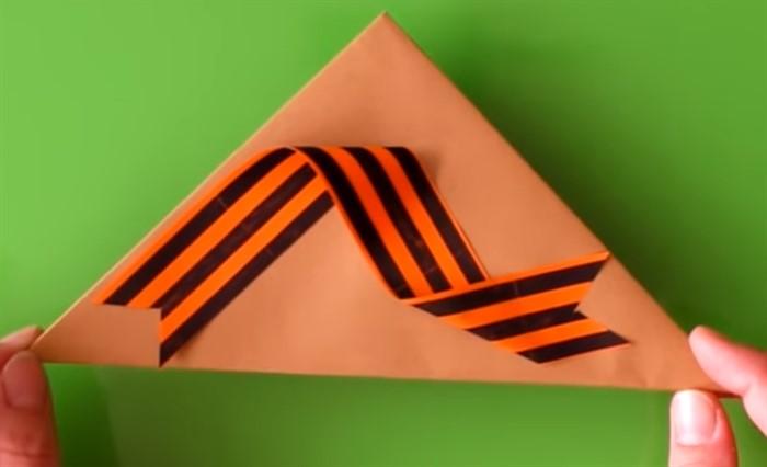 природа открытки треугольники к 9 мая своими руками говорят участники