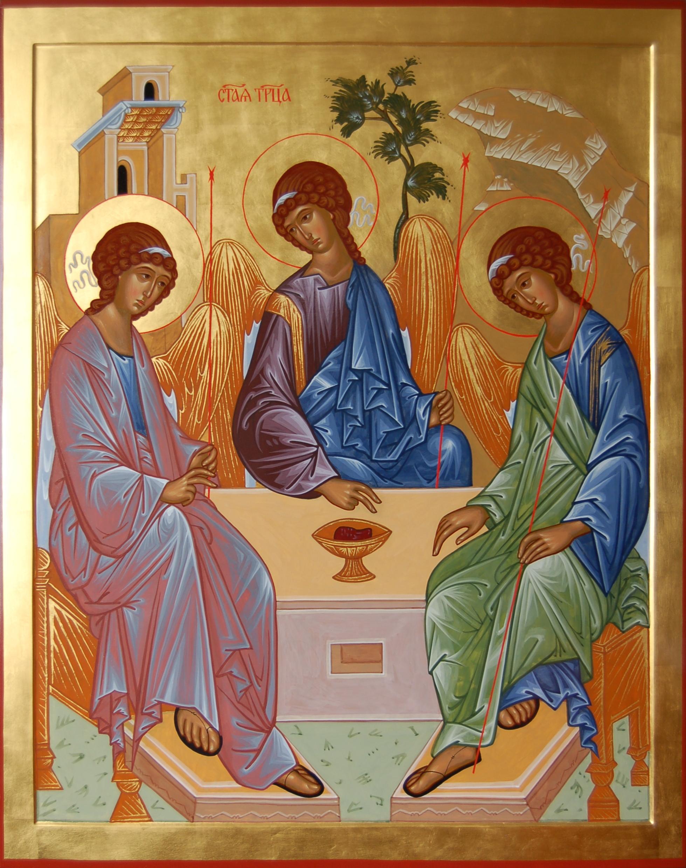 Стоя у иконы, верующие люди в молитвах произносили свои прощения. И чувствовали себя сильнее.