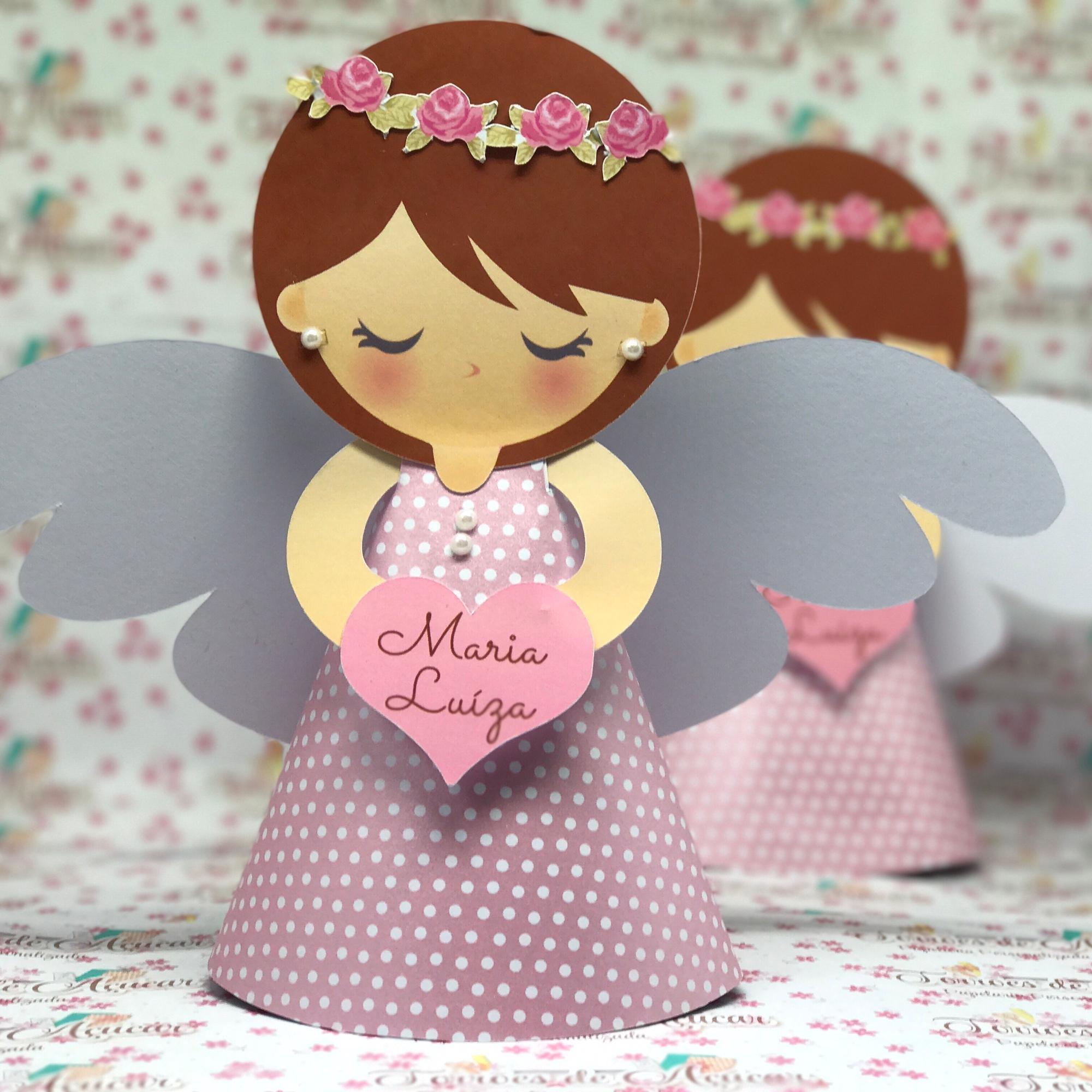 сладких поделка ангела из бумаги объемная был отцом