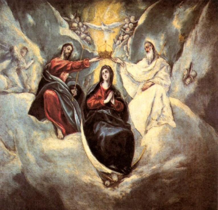 Все православные почитают Пресвятую Деву, потому иконы Троицы с ее изображением пользуются интересом среди православных верующих тоже.