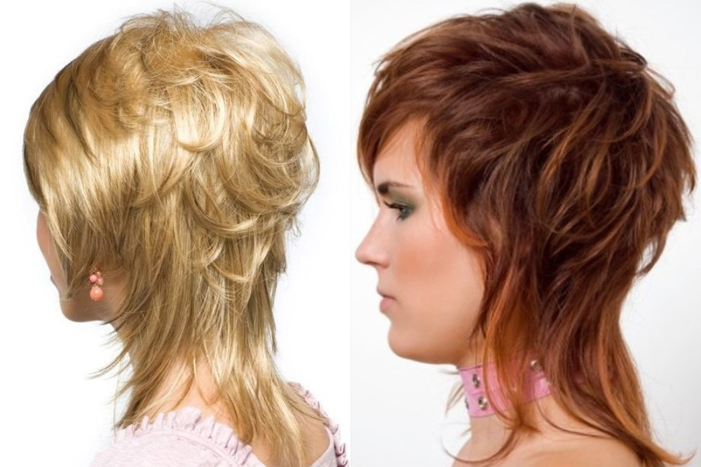 фото стрижек на средние волосы без укладки