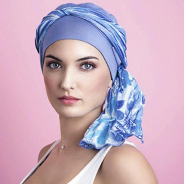 картинки платок на голове красиво завязан