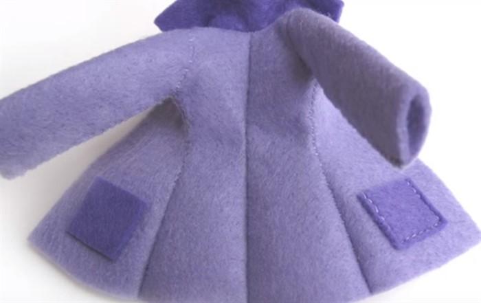 1-102 Как сделать легко кукле одежду. Как сделать одежду для кукол своими руками, для Барби, для монстр Хай, для Лол