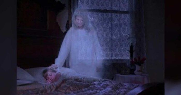 Сон покойник явился в гости
