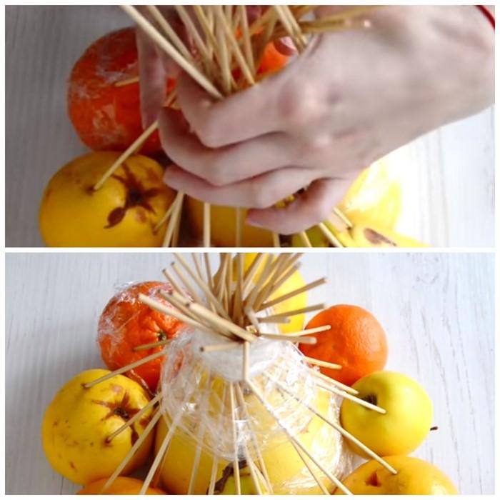 1-140 Букет из конфет своими руками в мастер-классе с фото. Как сделать цветы из конфет самому