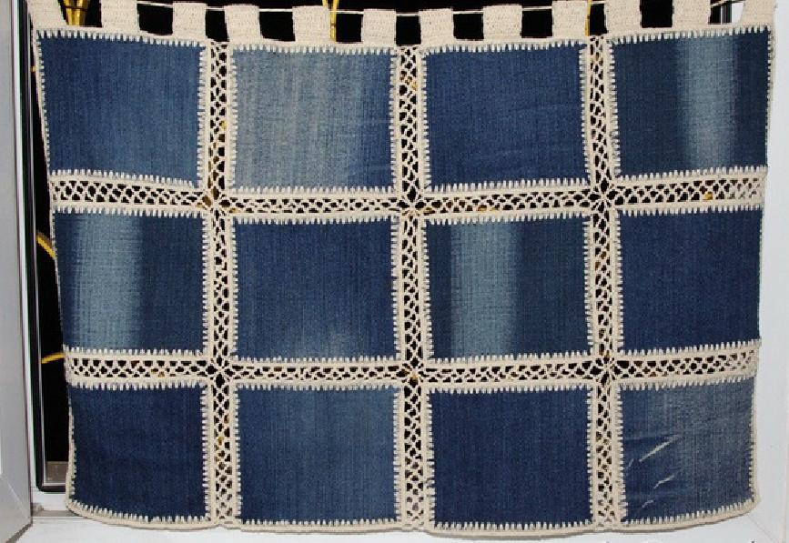 ткань вязание схемы комбинирование ткань и вязание модели идеи