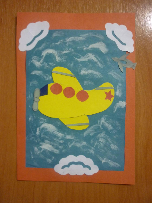 Словами дню, нарисовать открытки на 23 февраля своими руками в детском саду