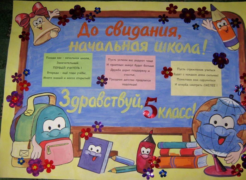 Плакат для школы картинки