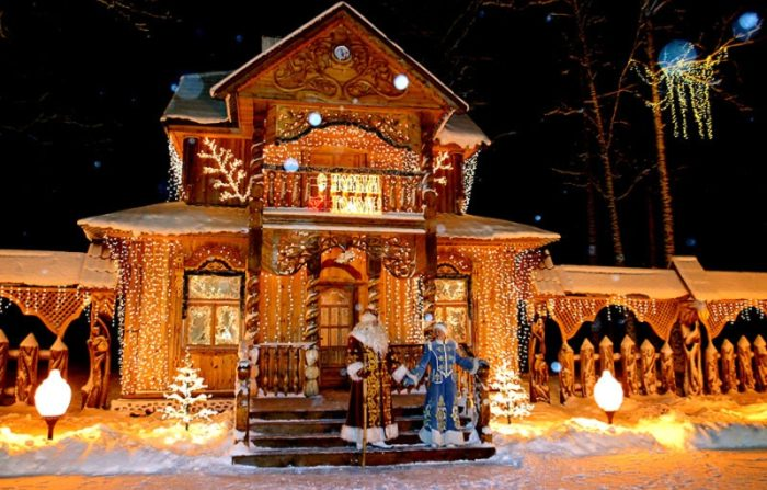 Великий Устюг новый год. Резиденция деда Мороза Устюг. Как весело с детьми встретить Новый год в Великом Устюге?