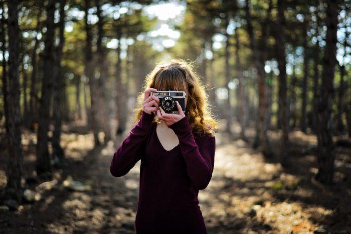 советы как фотографировать зеркалкой в городе ожидаемо расположился