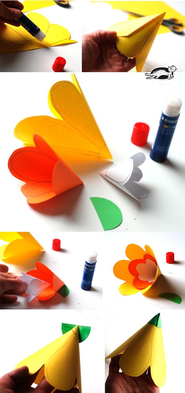 1500457744_mk_girlyanda_2 Как сделать гирлянду из бумаги своими руками — схемы, шаблоны. Как сделать гирлянду из гофрированной бумаги. Гирлянды на день рождение, свадьбу, новый год в домашних условиях