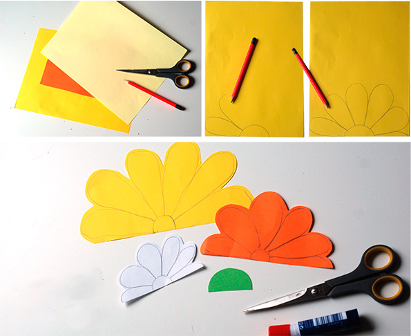 1500457778_mk_girlyanda_1 Как сделать гирлянду из бумаги своими руками — схемы, шаблоны. Как сделать гирлянду из гофрированной бумаги. Гирлянды на день рождение, свадьбу, новый год в домашних условиях