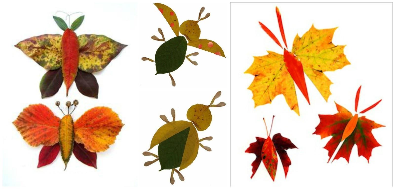Сиренью, осенние картинки для детского сада своими руками