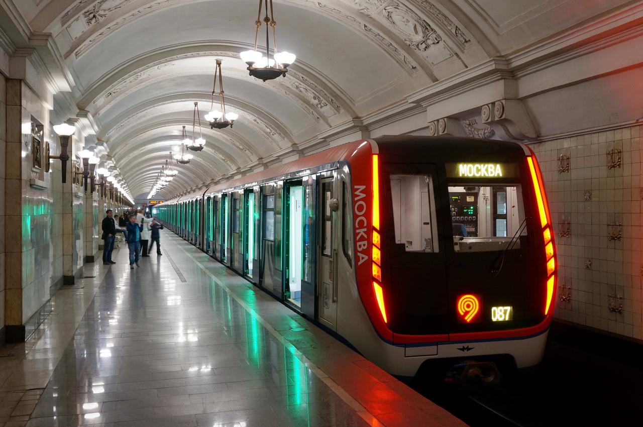В метро Москвы появится новая система слежки