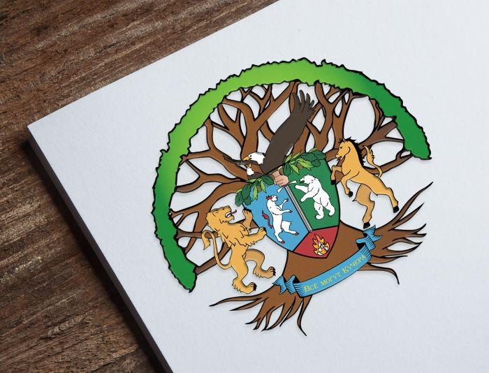 семейный герб рисунки для школы для сада примеры рисунков