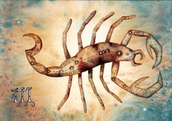 Любовный гороскоп на предвещает скорпионам появления немалого количества представителей противоположного пола.