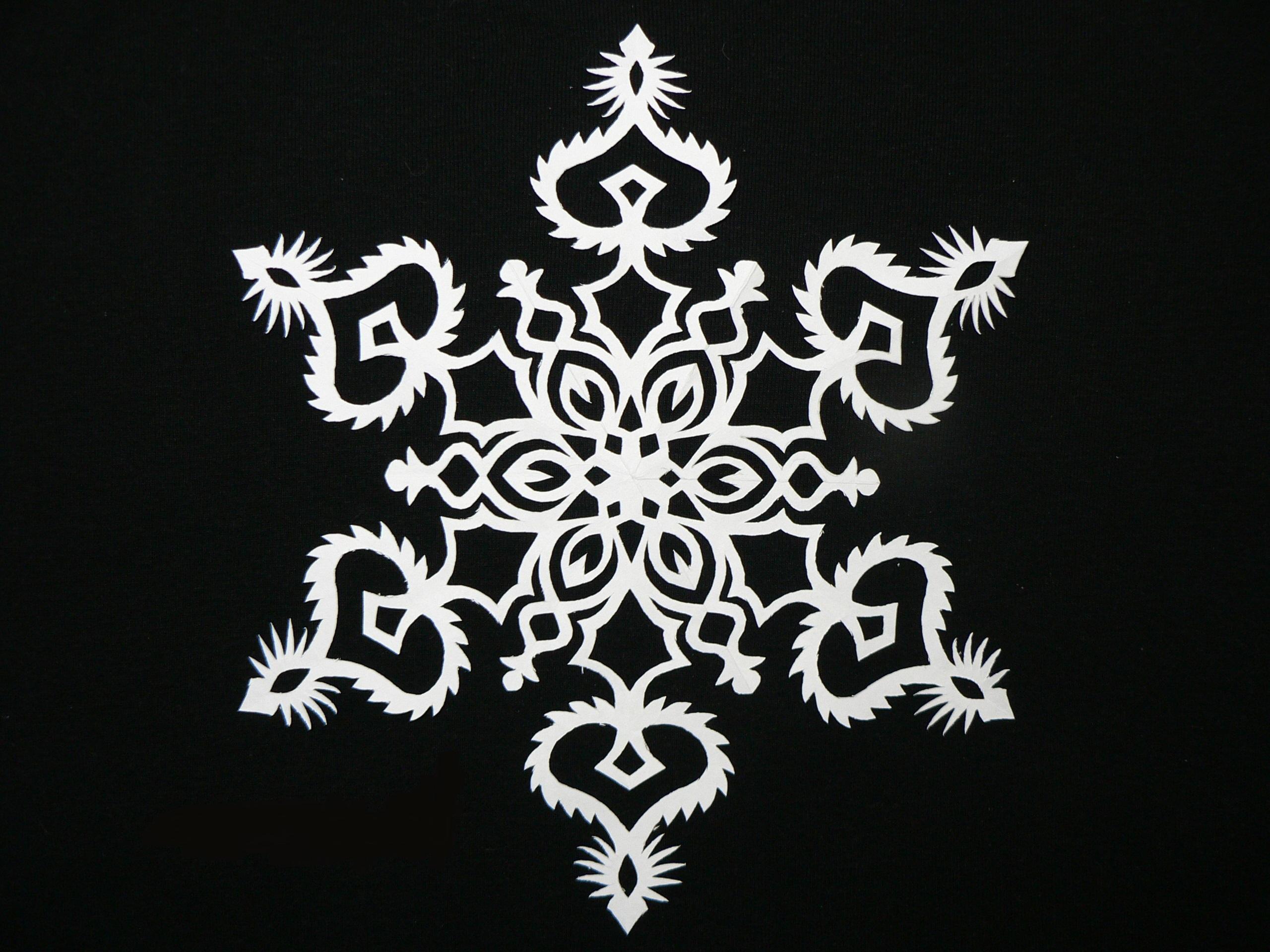 мать картинки снежинки которые можно вырезать пальцы должны