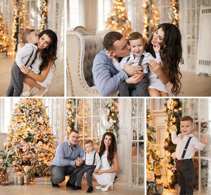 db358d223f7d6 Новогодняя фотосессия в студии , декорации, с ребенком, с мамой ...