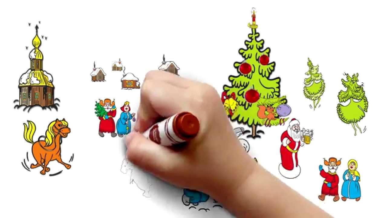 Как нарисовать картину своими руками пошагово