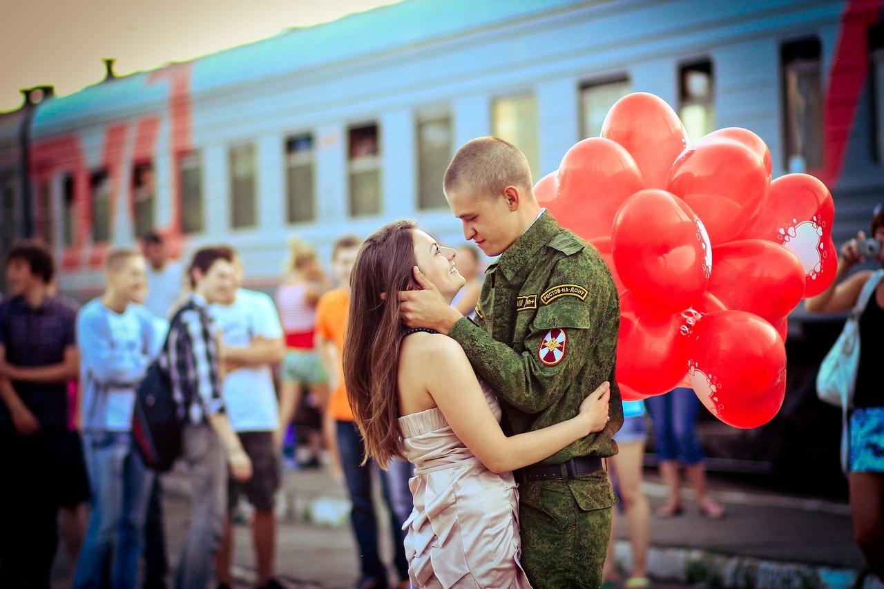 Встреча солдата из армии плакаты своими руками фото 623