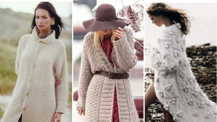 вязание спицами пальто описание вязания пальто спицами для девочки
