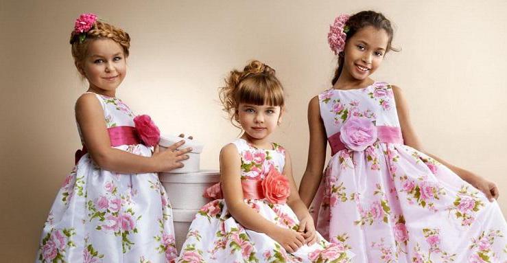 bb20f58a3ce Платье на выпускной детский садик