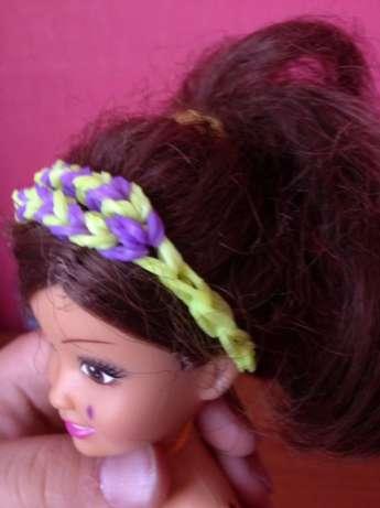16-311 Как сделать легко кукле одежду. Как сделать одежду для кукол своими руками, для Барби, для монстр Хай, для Лол