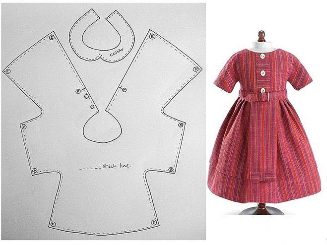 lol-plate Как сделать легко кукле одежду. Как сделать одежду для кукол своими руками, для Барби, для монстр Хай, для Лол