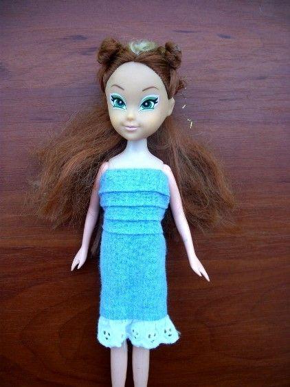 odezhda_kukle_27 Как сделать легко кукле одежду. Как сделать одежду для кукол своими руками, для Барби, для монстр Хай, для Лол