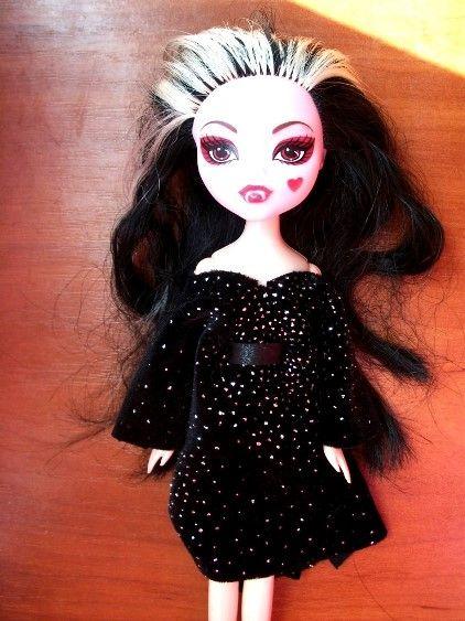 odezhda_kukle_8 Как сделать легко кукле одежду. Как сделать одежду для кукол своими руками, для Барби, для монстр Хай, для Лол