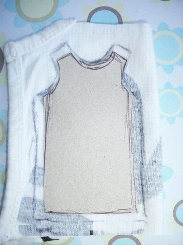prostaya-odezhda-dlya-kukol04 Как сделать легко кукле одежду. Как сделать одежду для кукол своими руками, для Барби, для монстр Хай, для Лол