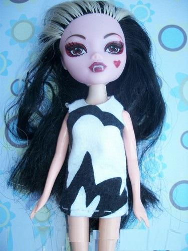 prostaya-odezhda-dlya-kukol08 Как сделать легко кукле одежду. Как сделать одежду для кукол своими руками, для Барби, для монстр Хай, для Лол