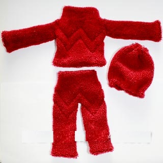 sport-kostum-iz-noska Как сделать легко кукле одежду. Как сделать одежду для кукол своими руками, для Барби, для монстр Хай, для Лол