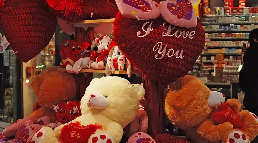 wearing valentines day traditions - 865×481