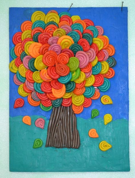 b5947daf5653a9219b991c745d0e286a Аппликации из пластилина для детей, на картоне, шаблоны, жгутиками, в детский сад, в школу. Поделка аппликация из пластилина, к 8 марта, 23 февраля, 9 мая День Победы