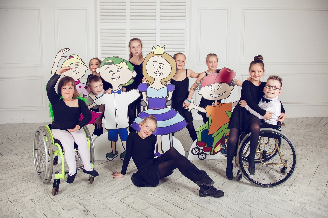 Дети инвалиды картинки фото