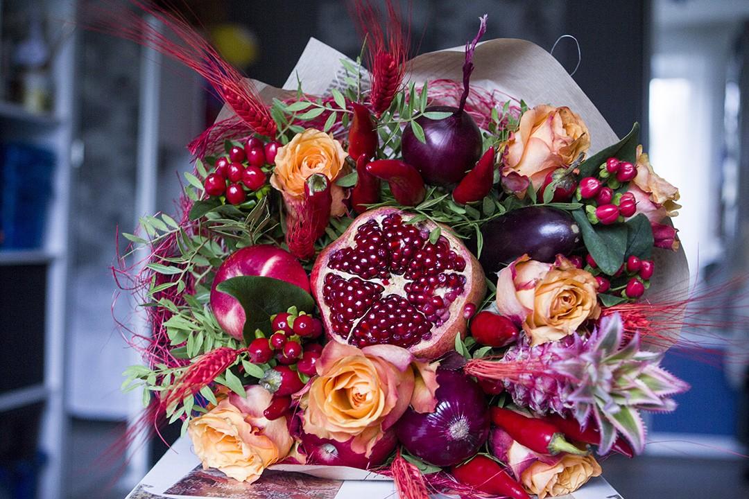 Недорого москва, необычные цветы букеты фото