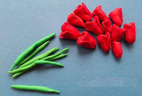 otkrytka-9maya-plast4 Аппликации из пластилина для детей, на картоне, шаблоны, жгутиками, в детский сад, в школу. Поделка аппликация из пластилина, к 8 марта, 23 февраля, 9 мая День Победы