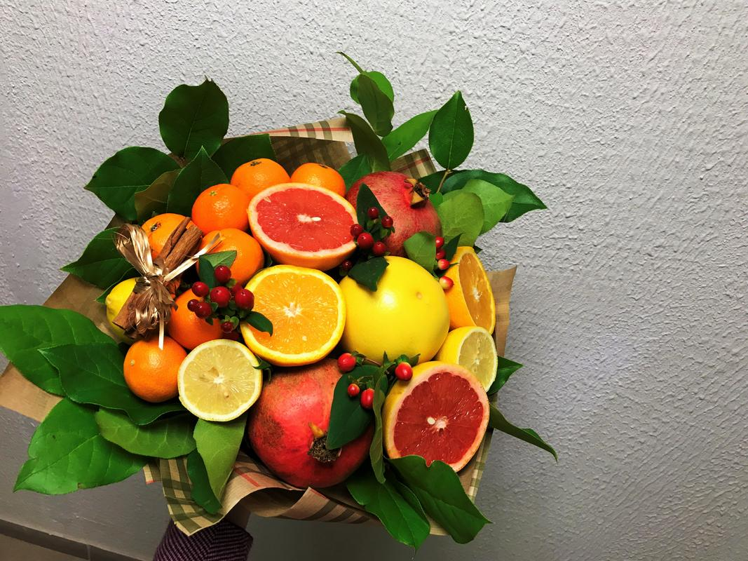 фруктово конфетный букет своими руками пошаговое фото опасен груздь что
