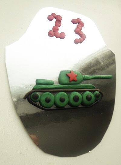 pp24 Аппликации из пластилина для детей, на картоне, шаблоны, жгутиками, в детский сад, в школу. Поделка аппликация из пластилина, к 8 марта, 23 февраля, 9 мая День Победы