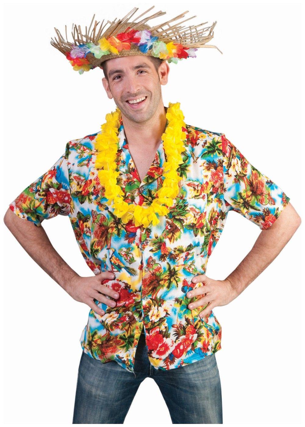колонка наряд для гавайской вечеринки фото девичник даже