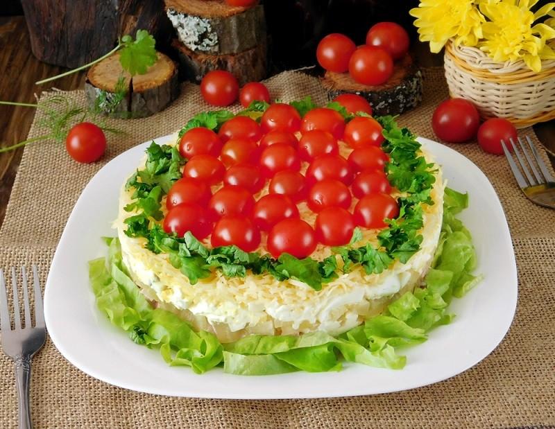 остался старшим праздничные салаты с фото и рецептами свойства лазурита