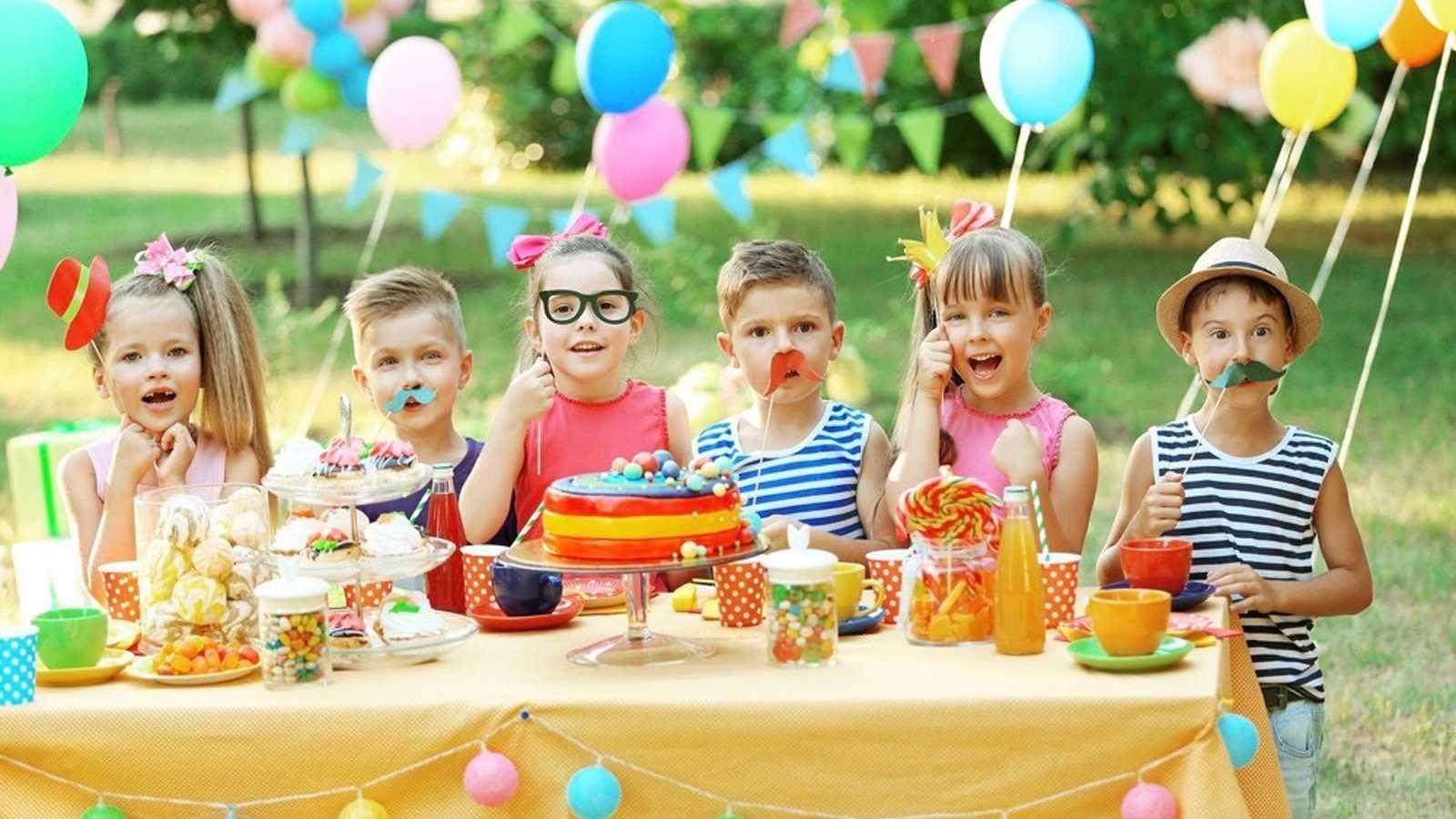 Фотоотчет о праздновании годика на природе