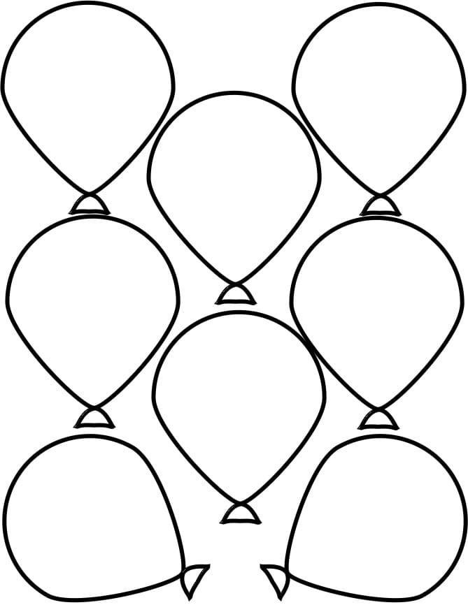потом вес трафарет для фото воздушный шарик балконы